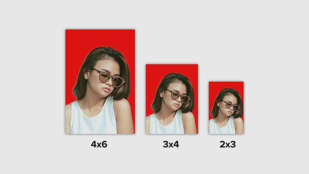 Praktis Cara Membuat Pas Foto 4x6 3x4 2x3 Di Photoshop