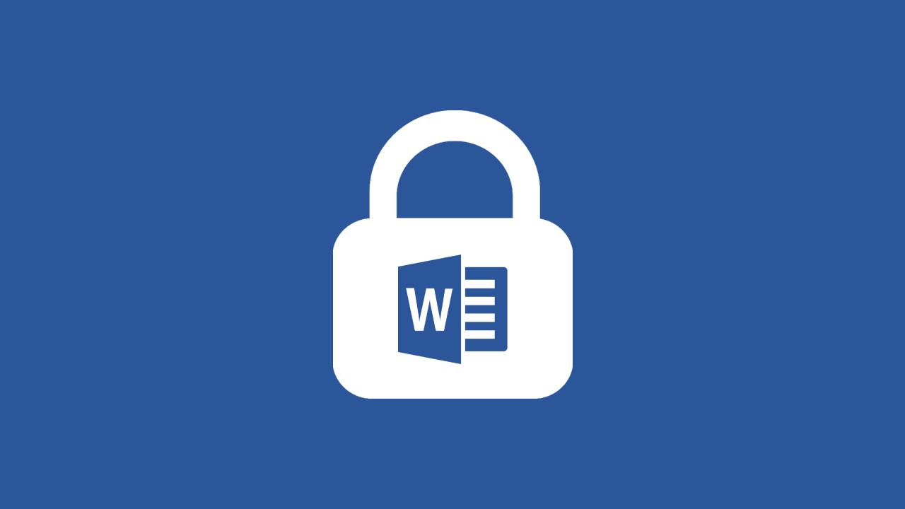 Cara Mengunci File Word Agar Tidak Bisa Dibuka, Diedit, dan Dicopy