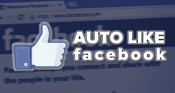 cara menggunakan auto like facebook