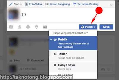 status publik