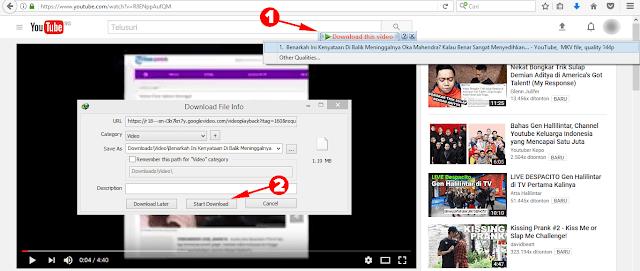 download dengan IDM