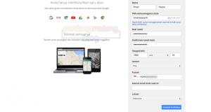 Cara Membuat Email Baru di Gmail Dalam 5 Langkah Mudah