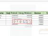 cara copy tabel ke excel tanpa terpotong