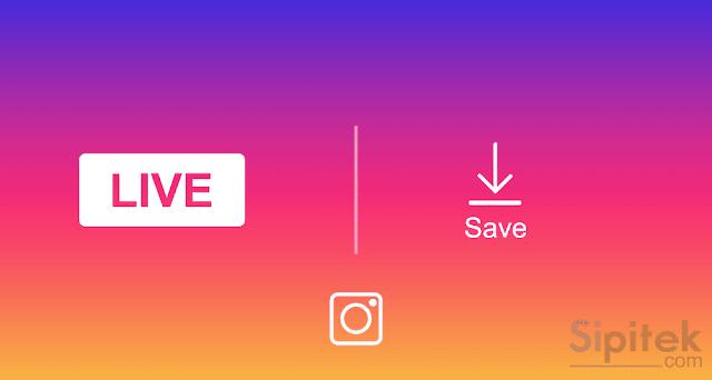 cara siaran langsung di Instagram