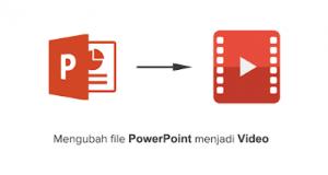 Cara Mengubah Presentasi PowerPoint Menjadi Video di Microsoft Office 2007 dan 2010