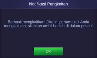 notifikasi pengkaitan