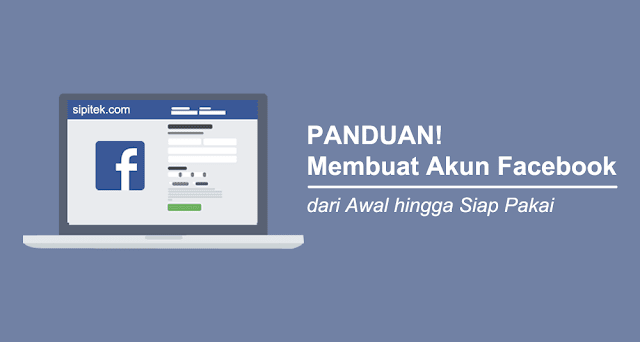 cara membuat akun facebook baru
