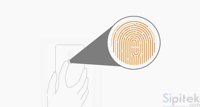 cara mengaktifkan fingerprint xiaomi