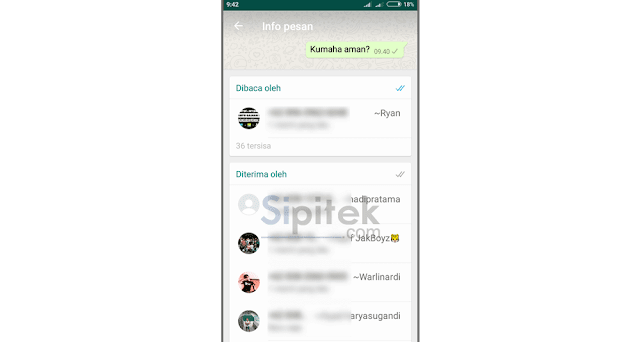 membaca pesan whatsapp