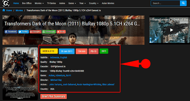 Cara Download Film Di Ganool Asli Dengan Mudah Tanpa Ribet