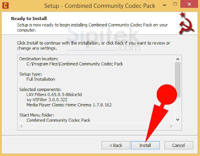 install CCCP-6