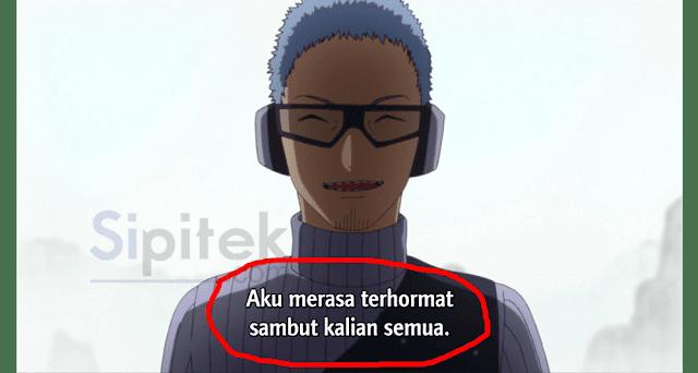 subtitle berhasil ditampilkan