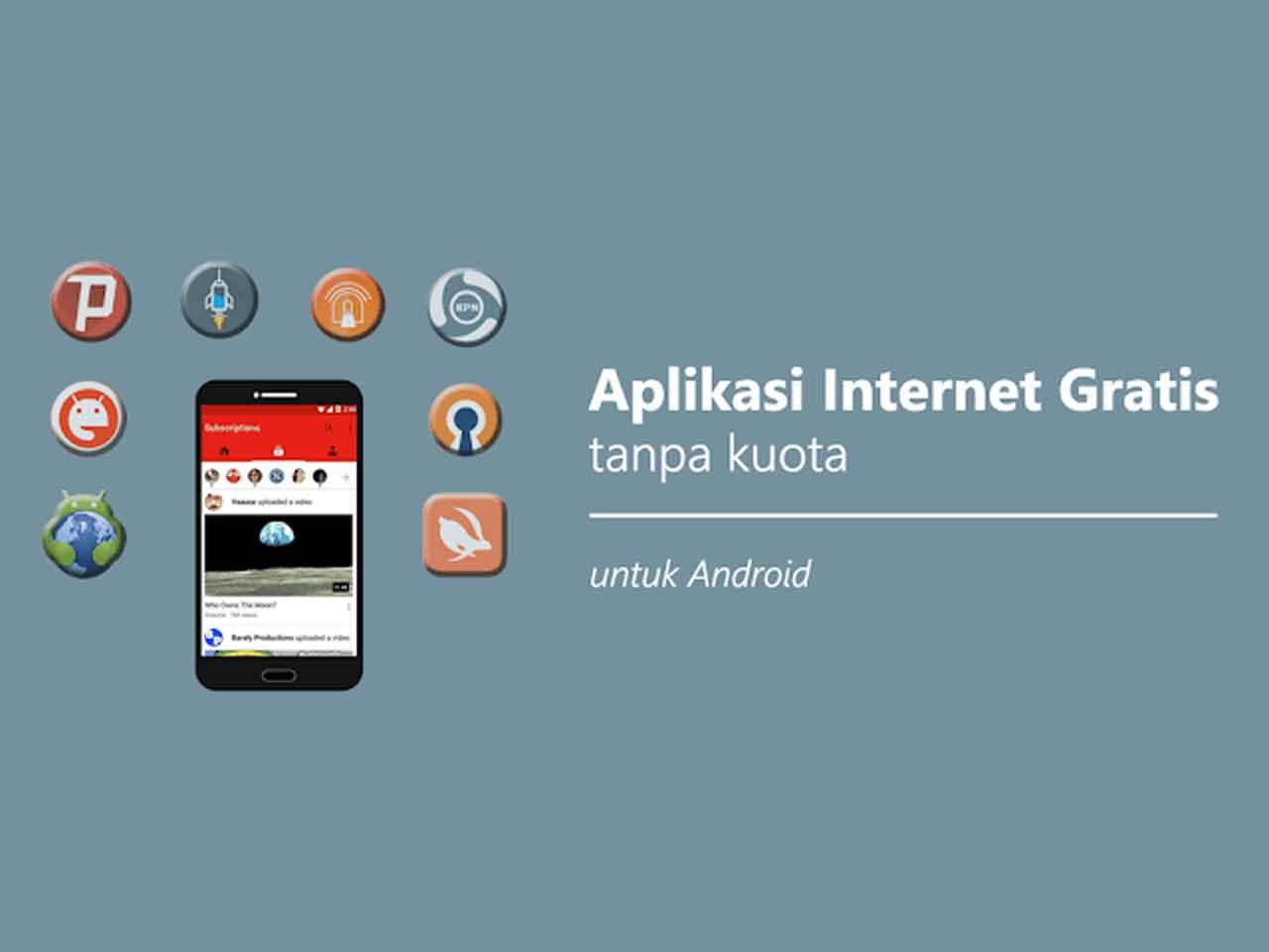 aplikasi internet gratis