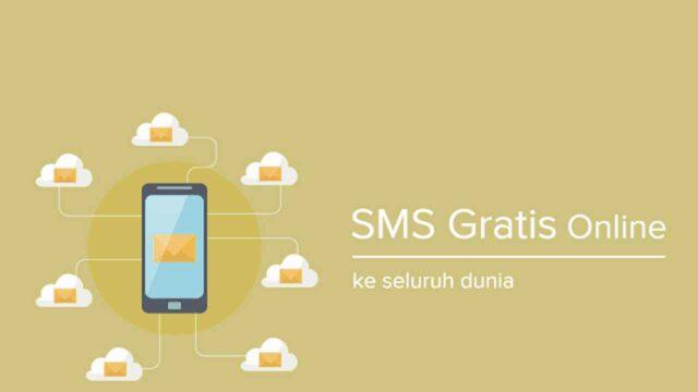 cara kirim sms gratis online