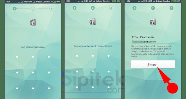 Aplikasi AppLock