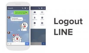 Cara Logout LINE di Android Tanpa Hapus Aplikasi dan Chat