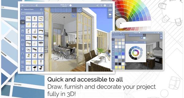 aplikasi desain rumah untuk mac