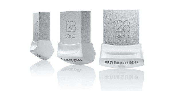 Samsung USB 3.0 FLash drive fit