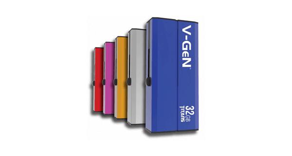 V-GEN USB Titans