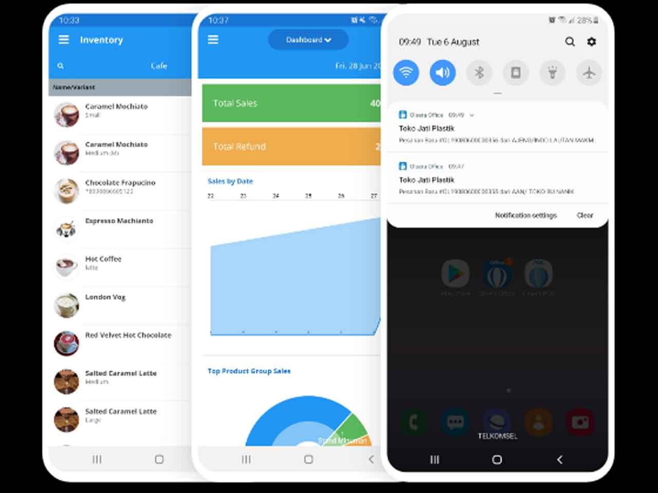 7 Aplikasi Kasir Android Gratis Terbaik Untuk Ukm