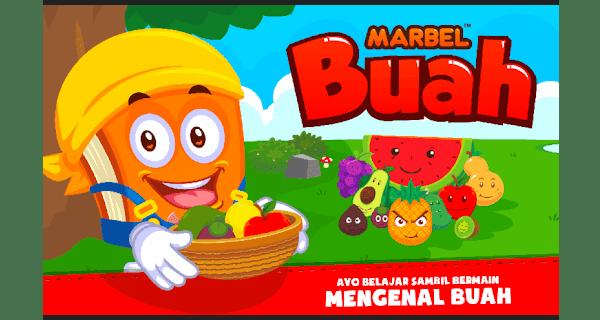 belajar buah