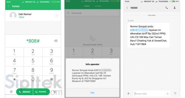 4 Cara Cek Nomor Telkomsel Sendiri Dengan Mudah Terbaru 2020