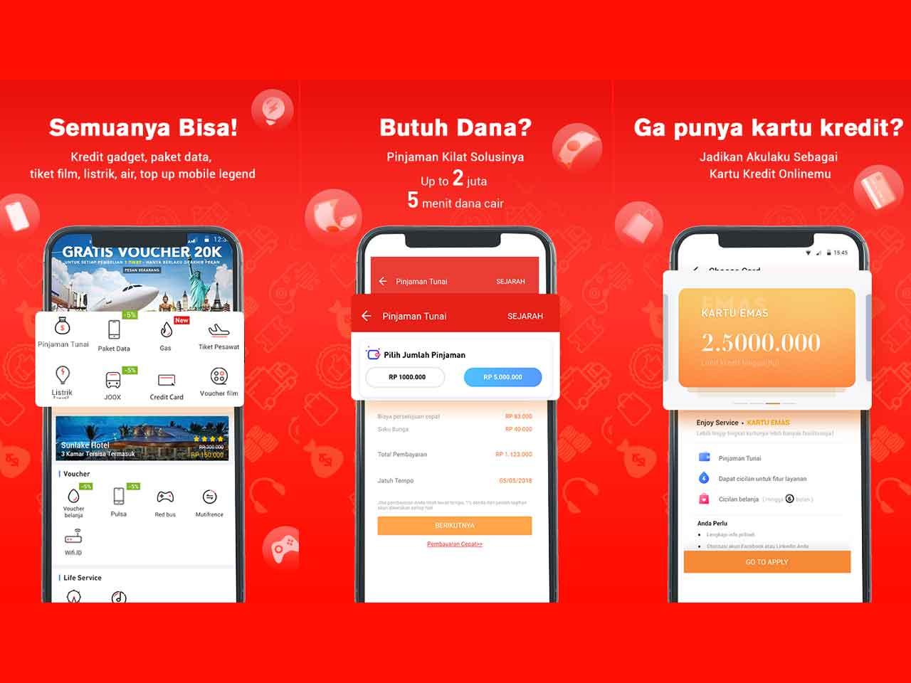 10 Aplikasi Pinjam Uang Online Terbaik Dan Terpercaya Untuk Android