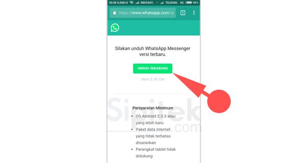 4 Cara Mengatasi Whatsapp Kadaluarsa Di Android Dengan Mudah