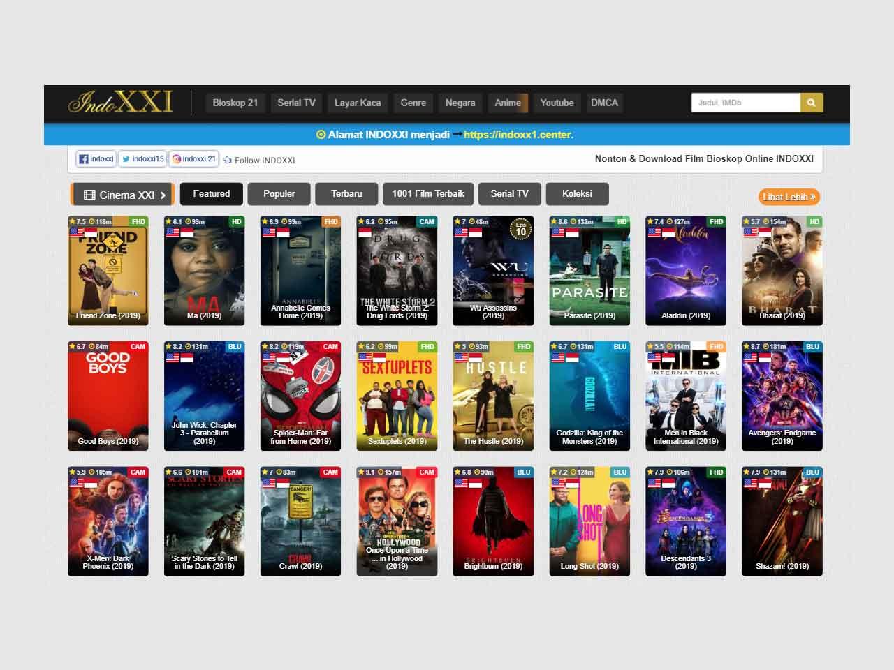 3 Cara Download Film di IndoXXI Lewat Android dan PC (100