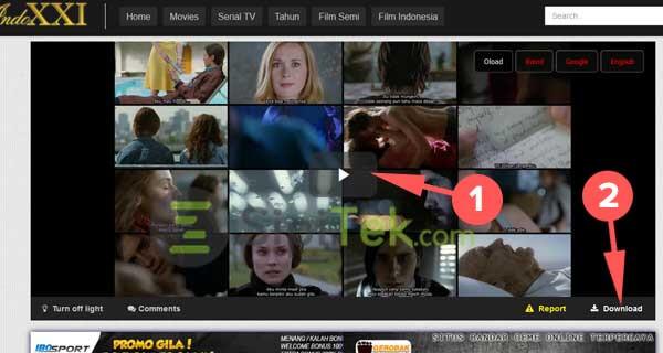 3 Cara Download Film di IndoXXI Lewat Android dan PC (100% Berhasil)