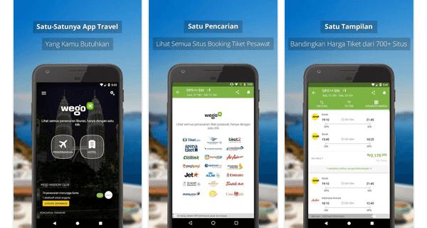 13 Aplikasi Pemesanan Tiket Pesawat Terbaik Dan Terpercaya Di Android