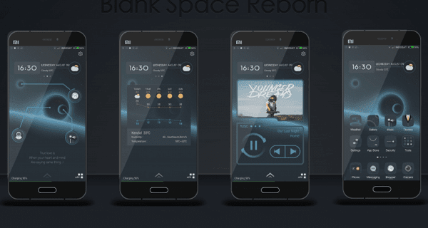 Blacnk Space Reborn