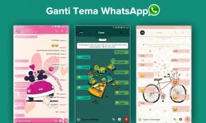 Ingin Mengganti Tema WhatsApp? Lakukan 3 Langkah ini Supaya Tampilannya Lebih Berwarna