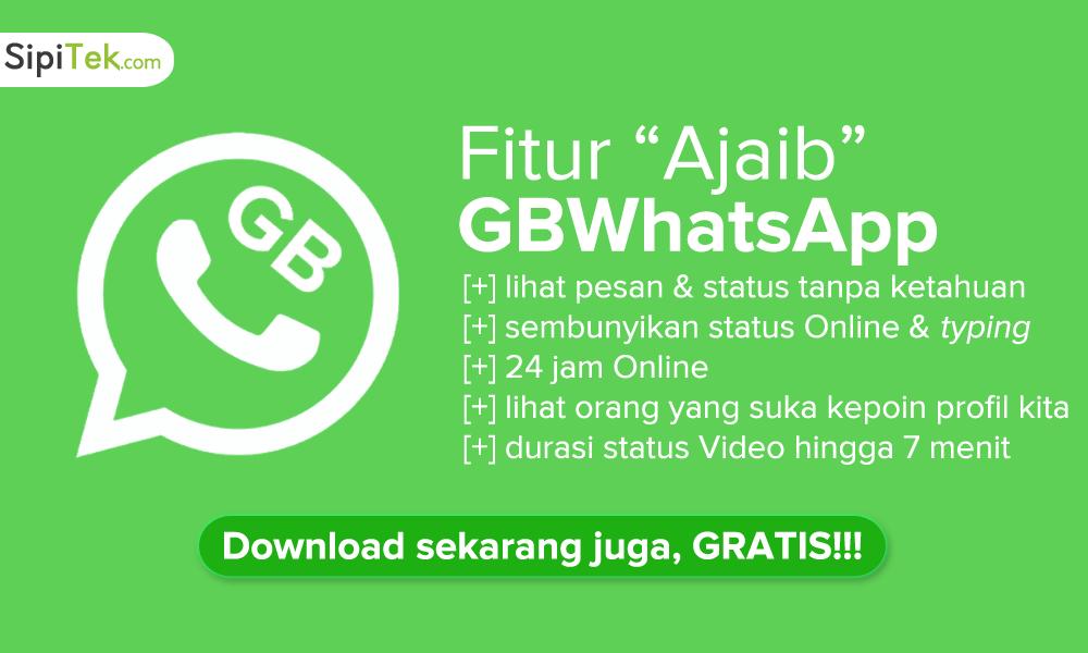 unduh gbwhatsapp versi terbaru