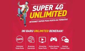50+ Pilihan Paket Internet Smartfren Unlimited Terbaru 2018