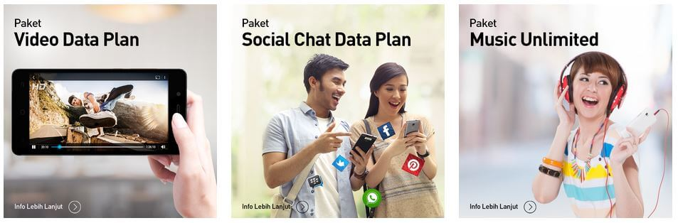 social chat data plan