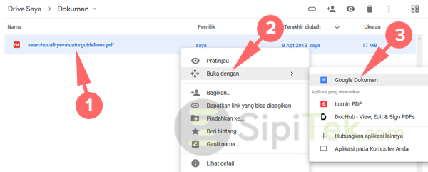 translate google drive