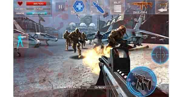 game tembak tembakan offline terbaik mod apk