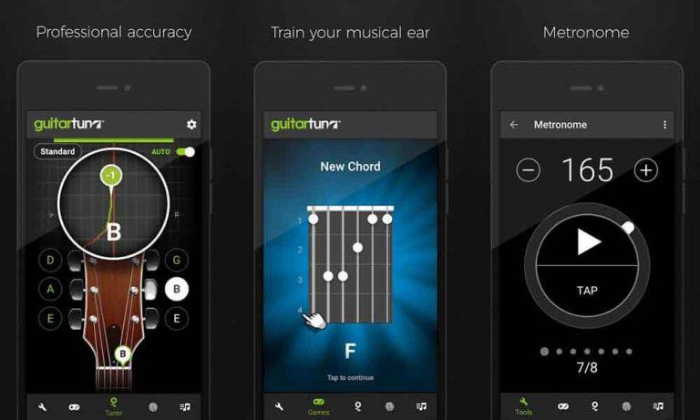 17 Aplikasi Stem Gitar Terbaik dan Paling Akurat untuk Android