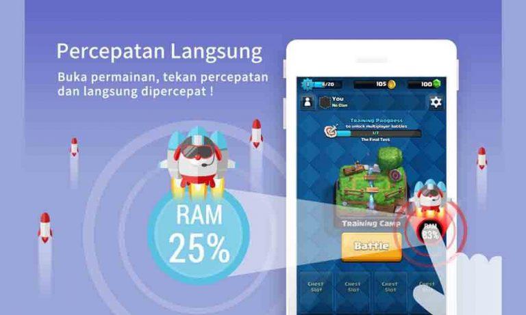 12 Game Booster Android Terbaik 2018: Bikin Gaming Jadi Lancar