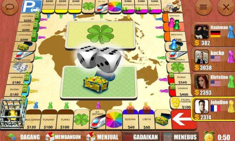 game monopoli