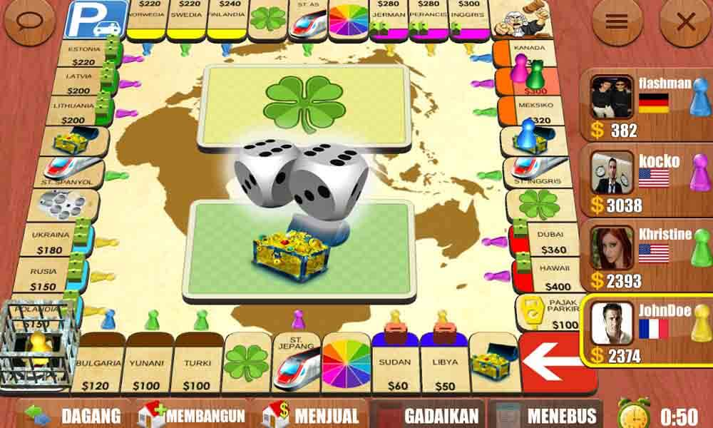 game monopoli