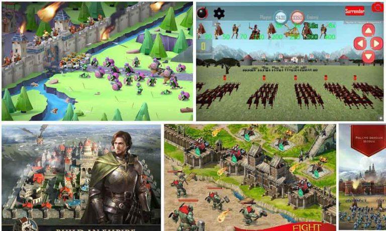 Top 15: Game Perang Kerajaan Terbaik di Android (Offline & Online)