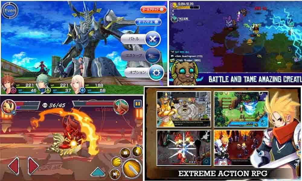 game offline dengan grafis terbaik android
