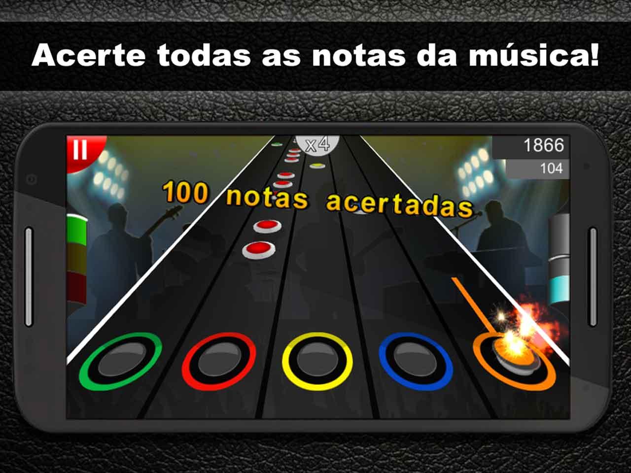 10 Game Guitar Hero Android Terbaik Bisa Pakai Lagu Sendiri