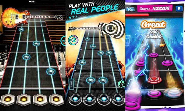 gamge guitar hero android