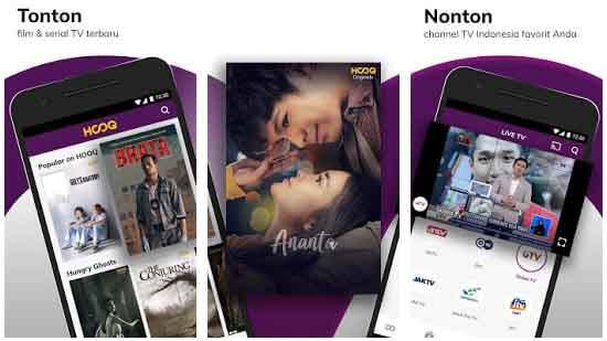 15 Aplikasi Nonton Film Gratis di Android (Dilengkapi Subtitle)