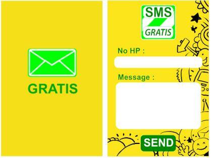 SMS gratis Indonesia