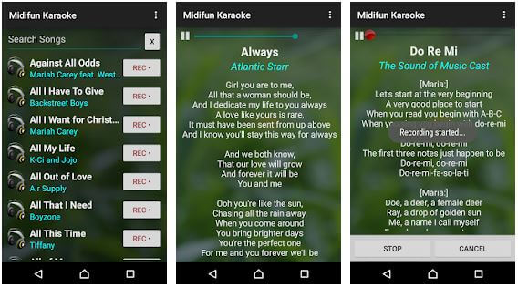 Image result for aplikasi Karaoke for Kids