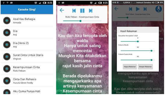 karaoke indonesia offline